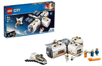 LEGO® City Lunar Space Station - 60227 - Save $10 for a limited time!