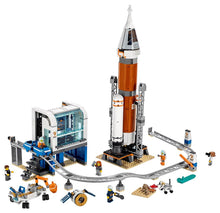 Load image into Gallery viewer, LEGO® City Deep Space Rocket and Launch Control - 60228