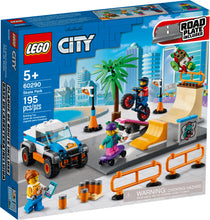 Load image into Gallery viewer, LEGO® City Skate Park - 60290