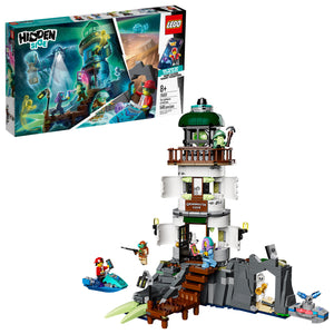 LEGO® Hidden Side™ The Lighthouse of Darkness - 70431