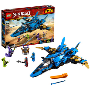 LEGO® NINJAGO® Jay's Storm Fighter - 70668 - SALE!