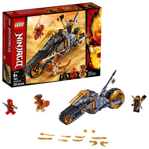 LEGO® NINJAGO® Cole's Dirt Bike - 70672