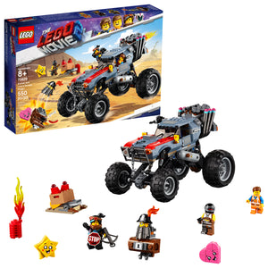 THE LEGO® MOVIE 2™ Emmet and Lucy's Escape Buggy!-70829