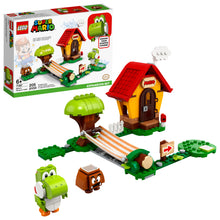 Load image into Gallery viewer, LEGO® Super Mario™ Mario's House & Yoshi Expansion Set - 71367