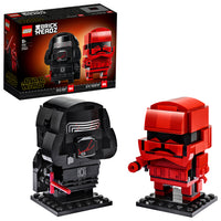 LEGO® Star Wars™ Kylo Ren™ & Sith Trooper™ - 75232