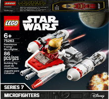 Load image into Gallery viewer, LEGO® Star Wars™ Resistance Y-wing™ Microfighter - 75263