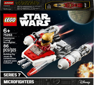 LEGO® Star Wars™ Resistance Y-wing™ Microfighter - 75263