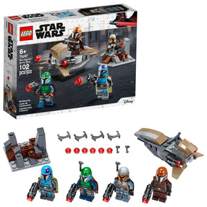 LEGO® Star Wars™ Mandalorian™ Battle Pack - 75267