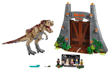 Load image into Gallery viewer, Jurassic Park: T. rex Rampage - 75936