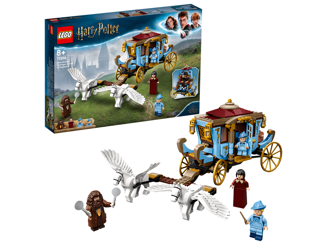 LEGO® Harry Potter™  Beauxbaton's Carriage-75958