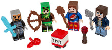 Load image into Gallery viewer, LEGO® Minecraft™ Skin Pack 1 - 853609