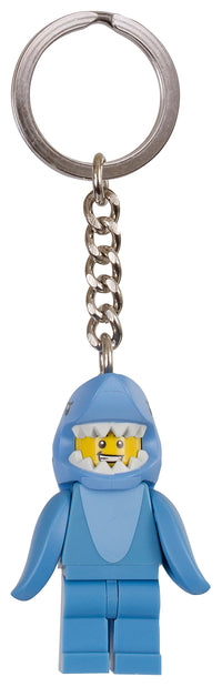 Shark Suit Guy Keychain - 6178213