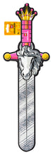 Load image into Gallery viewer, LEGOLAND® EXCLUSIVE! Princess Horse Foam Sword & Shield Set