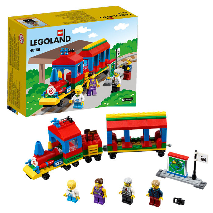 LEGOLAND® EXCLUSIVE! Train - 40166