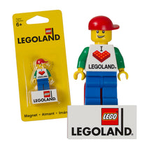 Load image into Gallery viewer, LEGOLAND® EXCLUSIVE! Boy Magnet - 850457