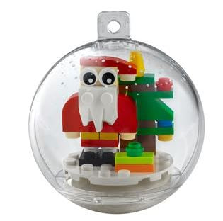Christmas Ornament Santa - 854037