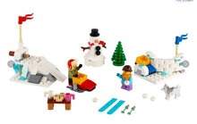 Load image into Gallery viewer, Winter Snowball Fight - 40424