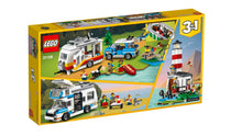 Load image into Gallery viewer, LEGO® Creator 3-in-1 Caravan Family Holiday - 31108