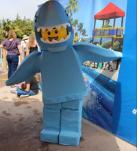 Load image into Gallery viewer, JAW-some LEGO® Shark Suit Guy Bundle - Save $20