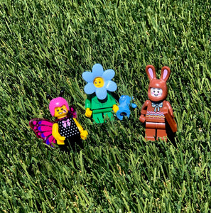 LEGO® Build-A-Minifigure Spring Collection