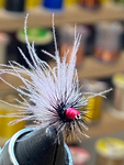 NZ CDC Caddis Pinkie