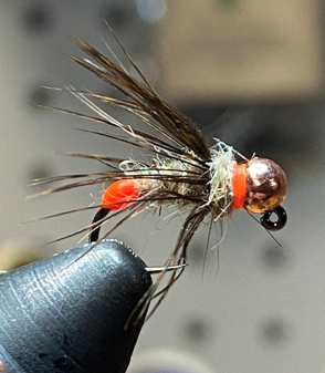 Stinger - Soft Hackle Hares Ear