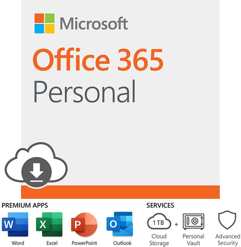 Office 365 Personal Download - Soft Tech Systems
