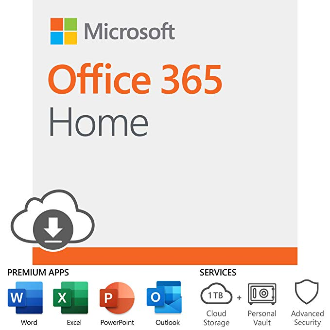 Office 365 Home | 12-month - Soft Tech Systems