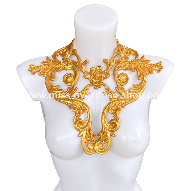 Alivia latex collar