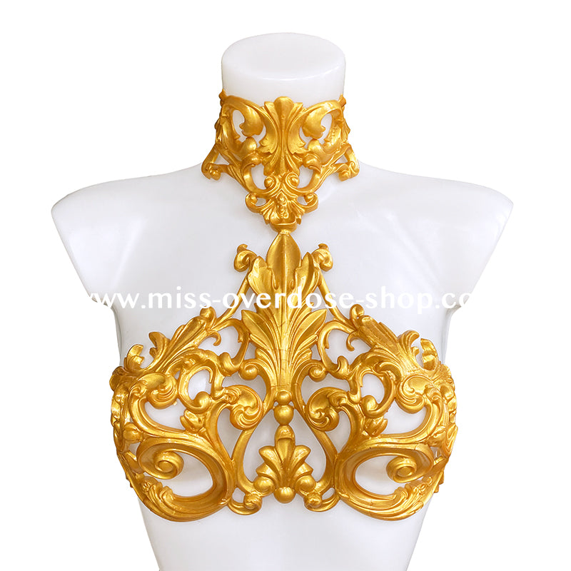 Empress latex top