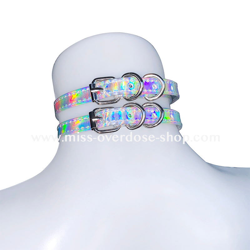 Holographic waist harness