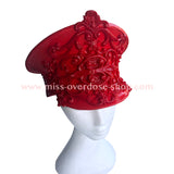 Latex Empress officer hat