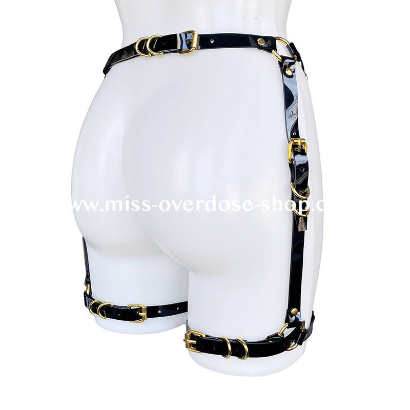 High Gloss harness bottoms