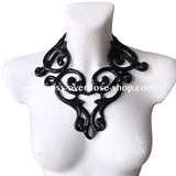 Starlet latex collar
