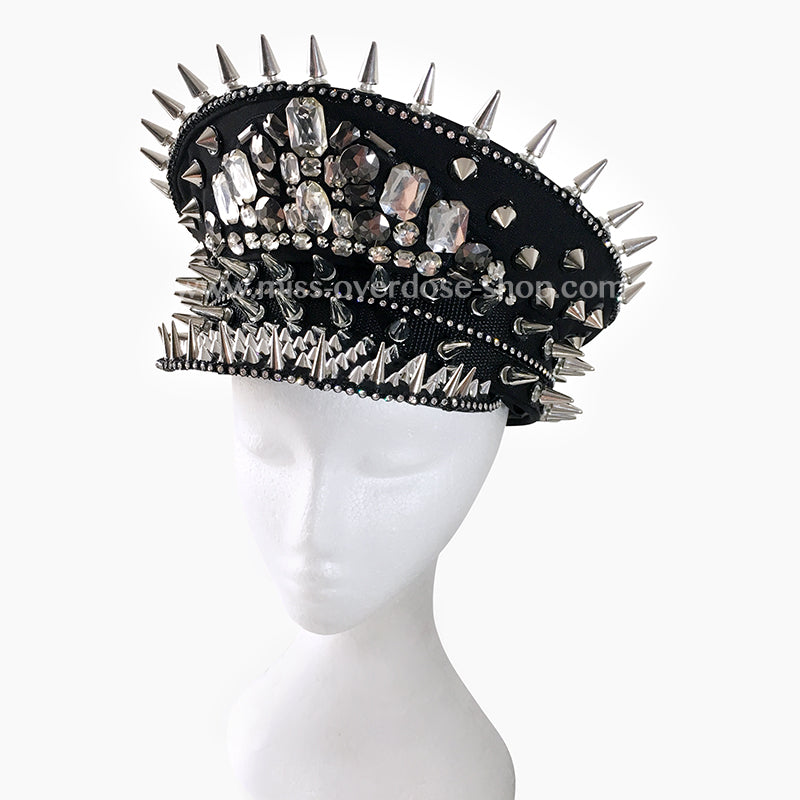 Spikes officer hat