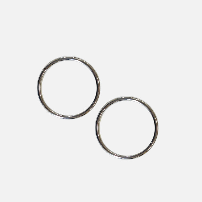 ACCESSORIES // MACHETE HALO SIDE HOOPS