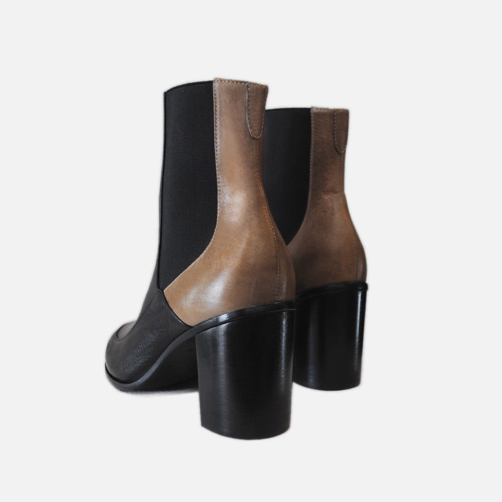 REVIE Juno Boot Shoes, Footwear, Designed in New Zealand, Handmade Quality Leather shoes