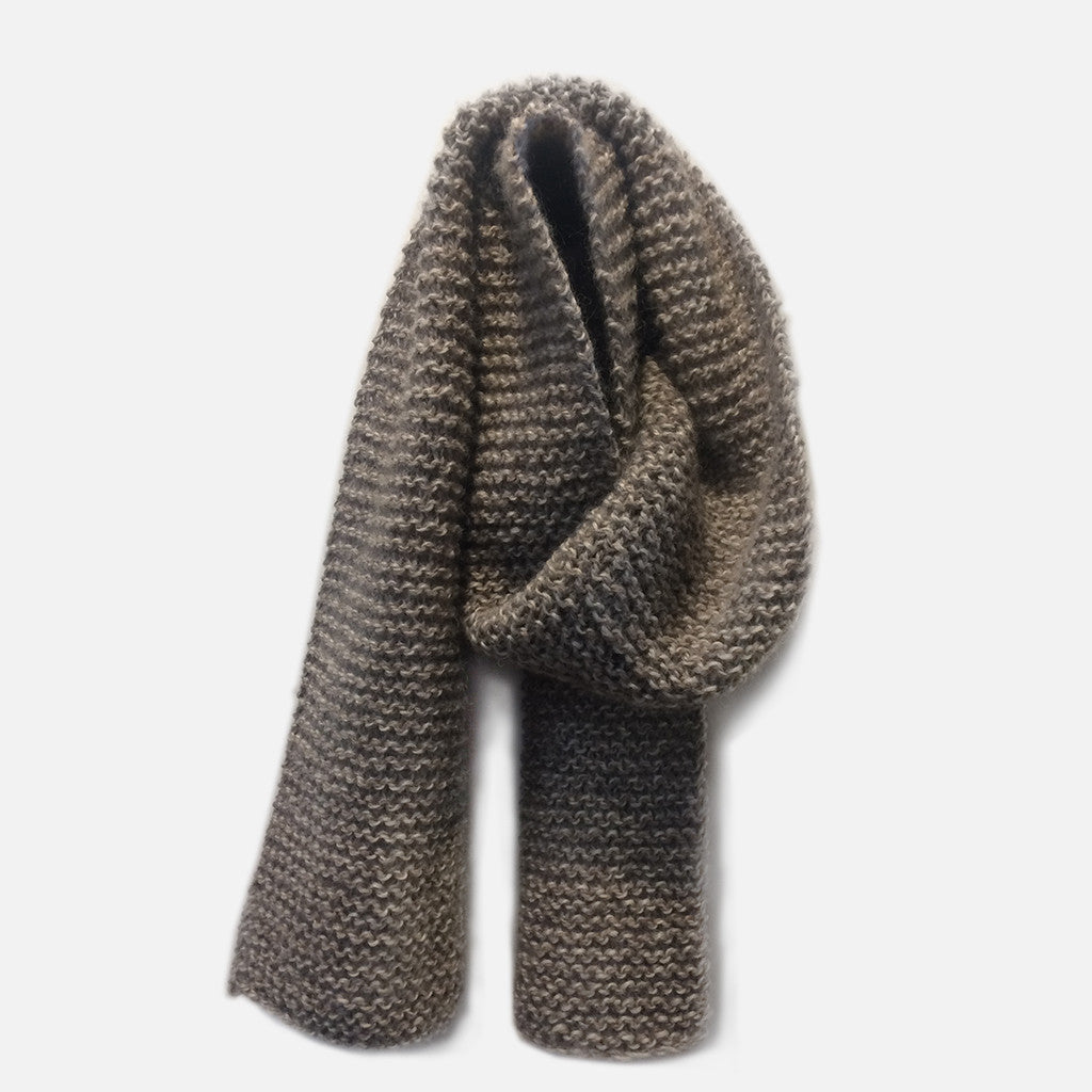 REVIE SCARF // NATURAL