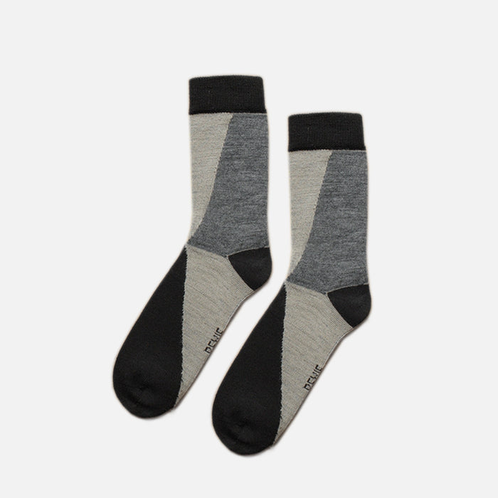 REVIE MERINO // GEODE SOCKS