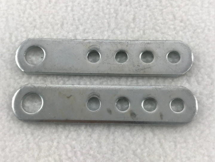 Panther Ball Stud Mounting Bracket Pair - Zinc Plated - shop.cmpgroup.net