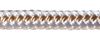 Double Braid Nylon Dock Line; 3/4in-30ft; White/Gold - shop.cmpgroup.net