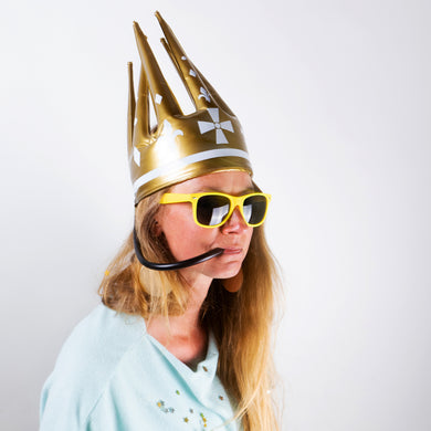 Royal Trötenkrone® - The Party Blower Crown
