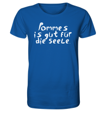 Laden Sie das Bild in den Galerie-Viewer, POMMES - Organic Shirt