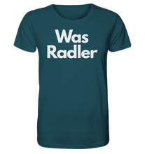 Laden Sie das Bild in den Galerie-Viewer, Was Radler - Organic Shirt