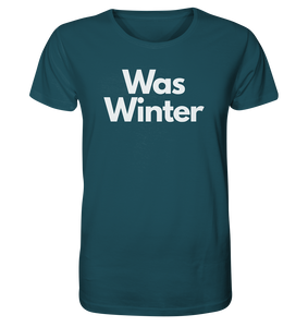 Was Winter - Organic Shirt