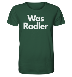 Was Radler - Organic Shirt