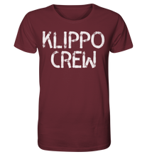 Laden Sie das Bild in den Galerie-Viewer, KLIPPO CREW - Organic Shirt