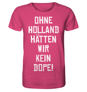 OHNE HOLLAND - Organic Shirt