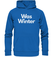 Laden Sie das Bild in den Galerie-Viewer, Was Winter - Premium Unisex Hoodie