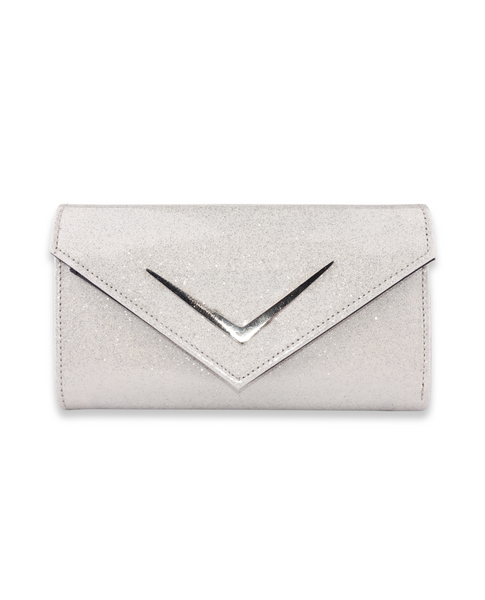 Liquor Brand White Wallet